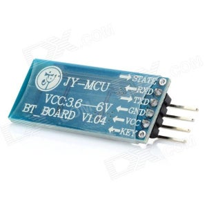 Connect the Bluetooth Module