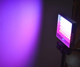 Build a Pocket RGB LED Light for Your Home Photo Studio