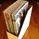 Free Magazine and File Organizer