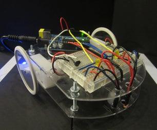 Arduino Line Following Robot for Beginners