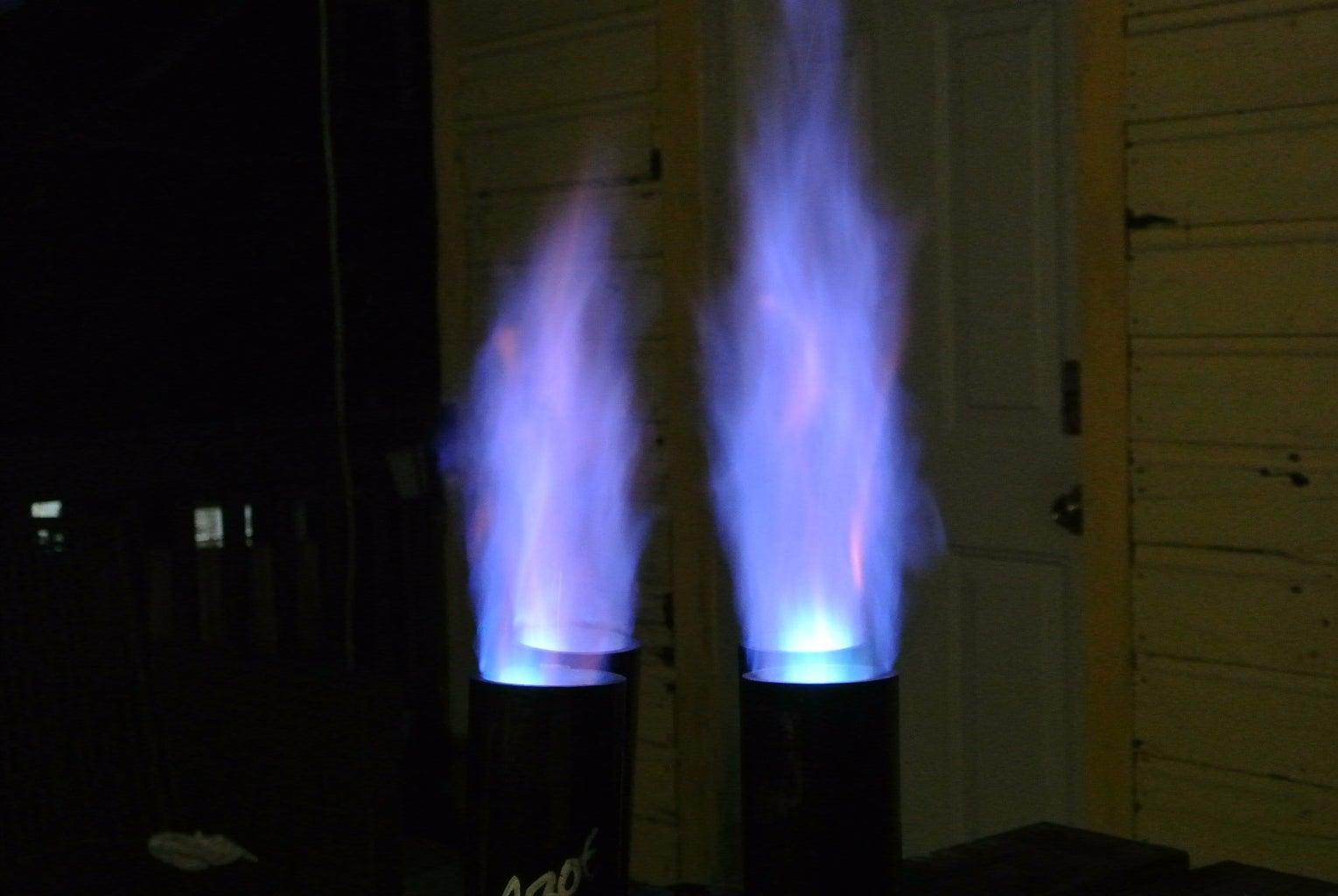 Make a Super Sized Jet Burner - Wok Cooking, Seafood Boils, Home Brewing