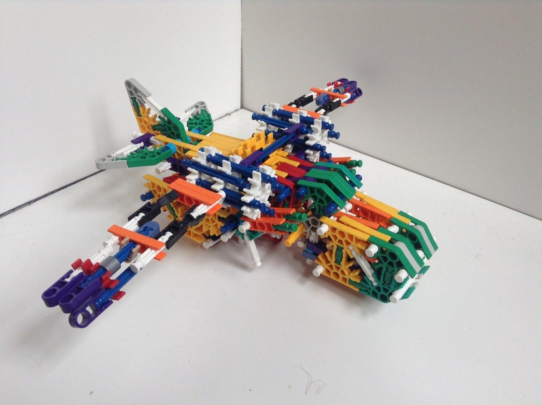 K'nex Lugnut Transformer