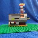 Lego Candy Machine mechanism