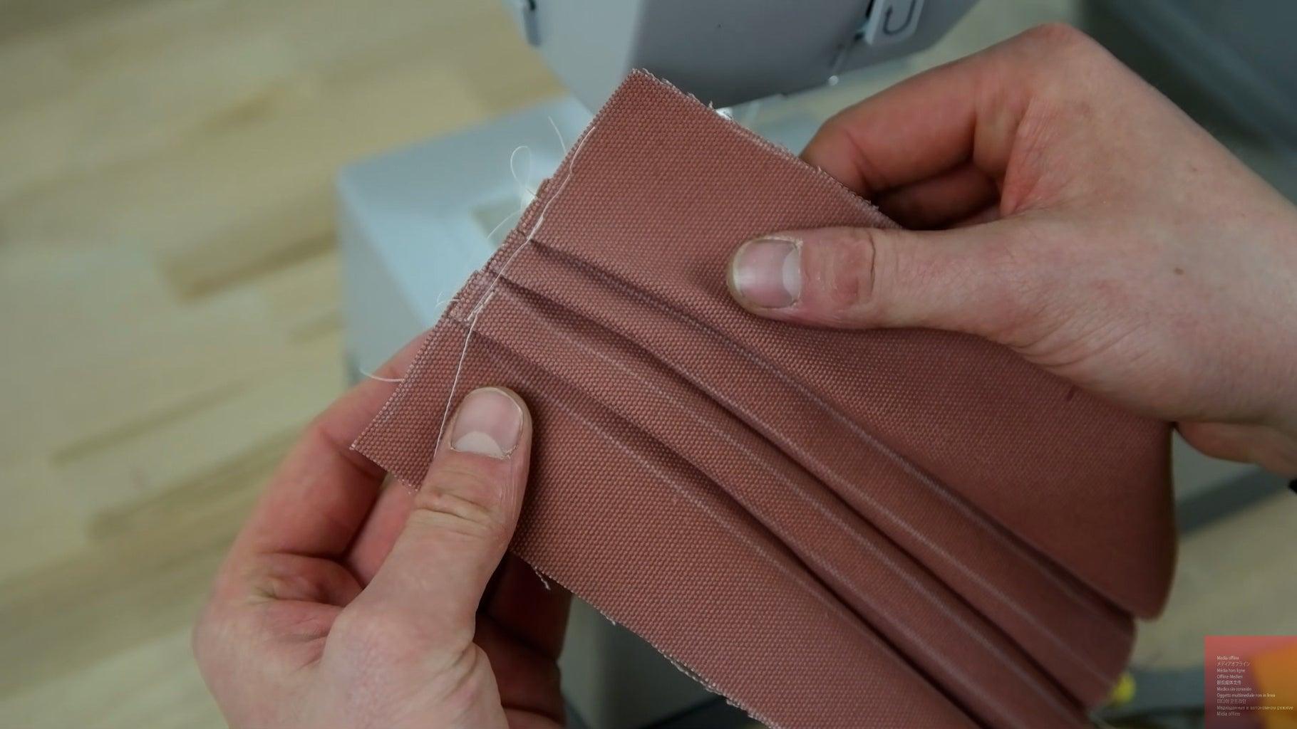 Fold Pleats