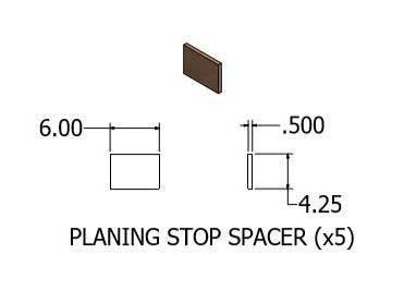 Drawing/Pictures - Split-Top Section