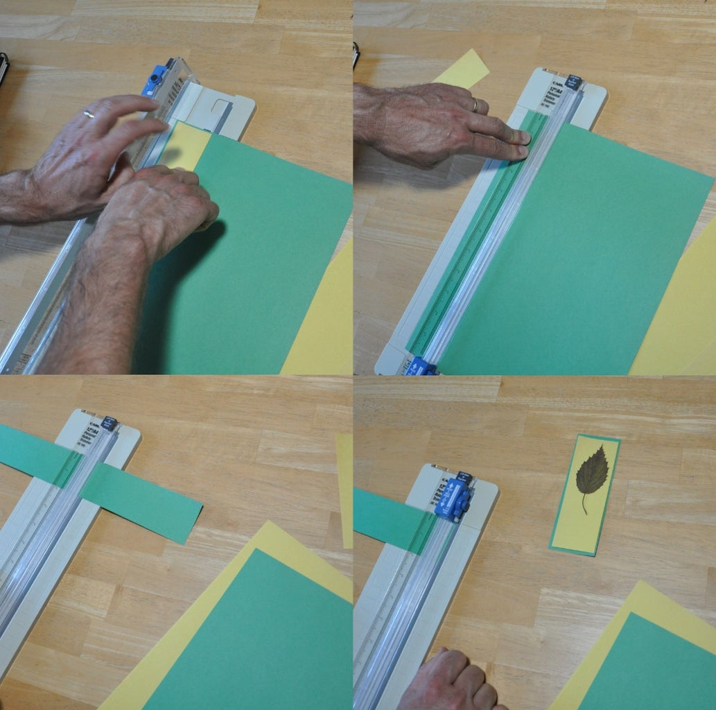 Cut the Paper to Size