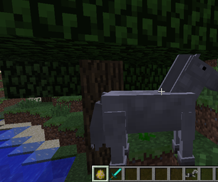 Minecraft Upside Down  Animals Mini Instructables