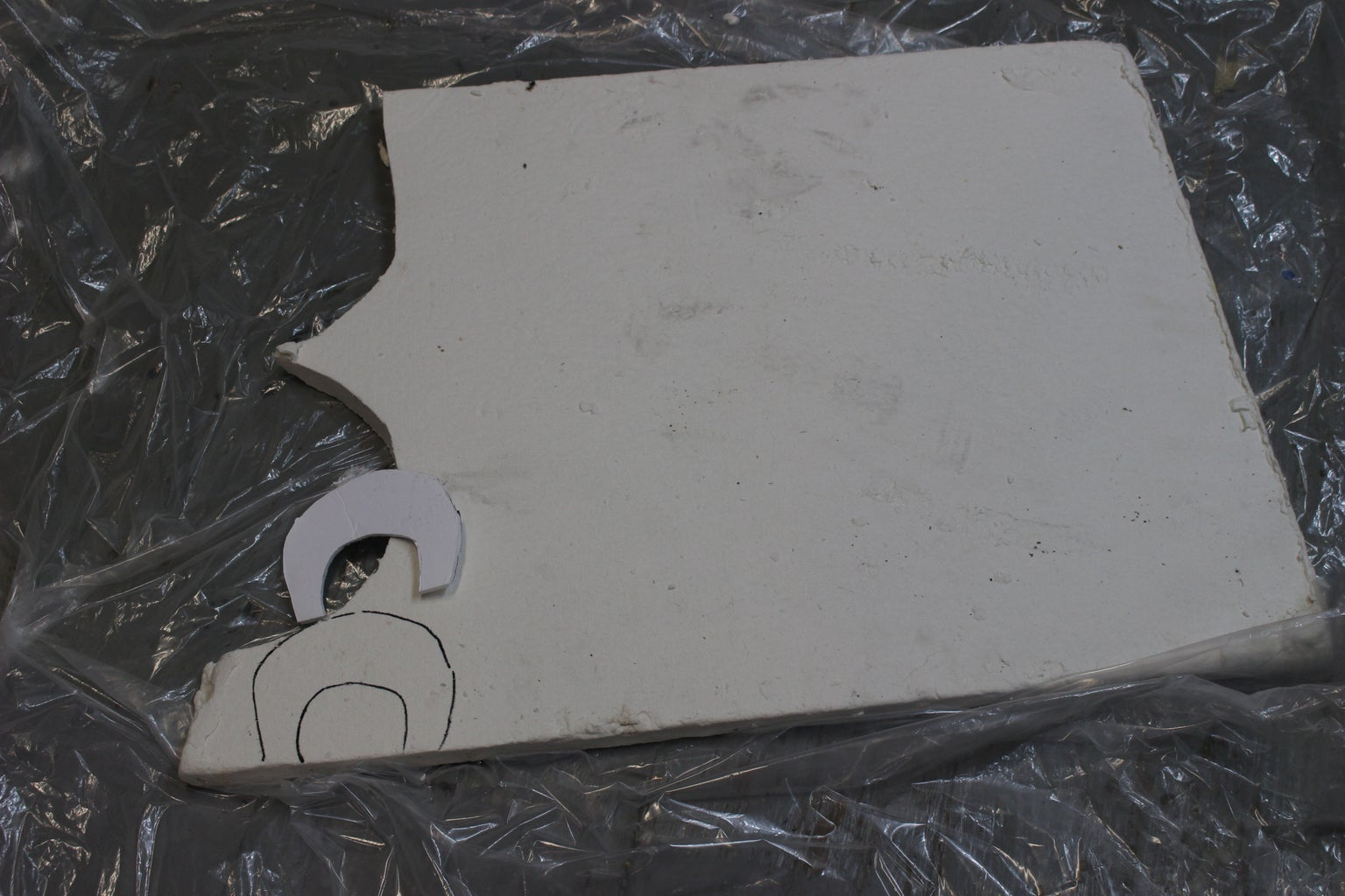 The Ceramic Blanket and Board
