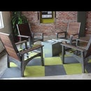 Modern Adirondack Lounge Chairs | DIY