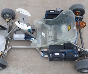 How to Design and Make an E-GoKart 2000Watt