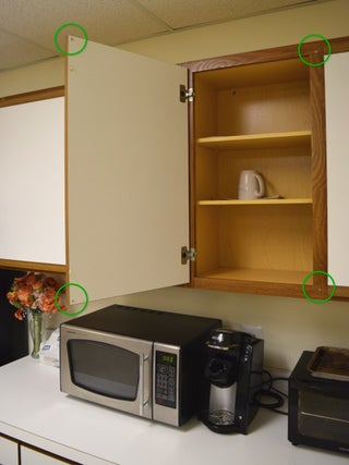 Magnetic Cabinet Closures 7 Steps With Pictures Instructables