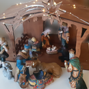 Nativity Scene - Plywood