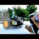 Easiest Way to Make a Gesture Control Robot