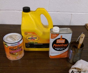Rust Preventative Mixture
