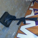 Fallen Warrior Symbol / Battlefield Cross / Memorial Day Symbol