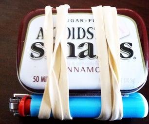 Mini Altoids Urban Survival Tin