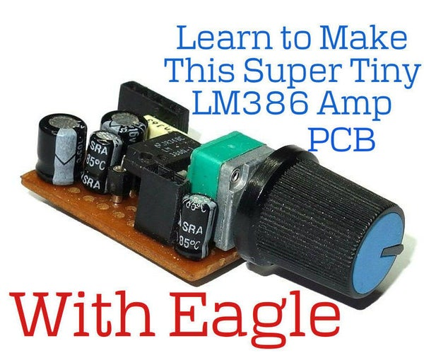 Compact Circuit Boards With Eagle ... No Etching!