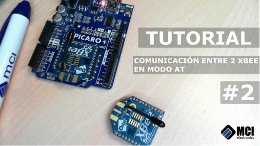 Comunicacion Entre Dos XBee En Modo AT (Comunication Between Two XBee in AT Mode)