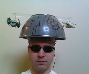 Animated Death Star Hat: Welcome to the Dork Side