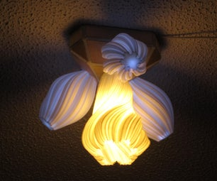 Fractal Lamp