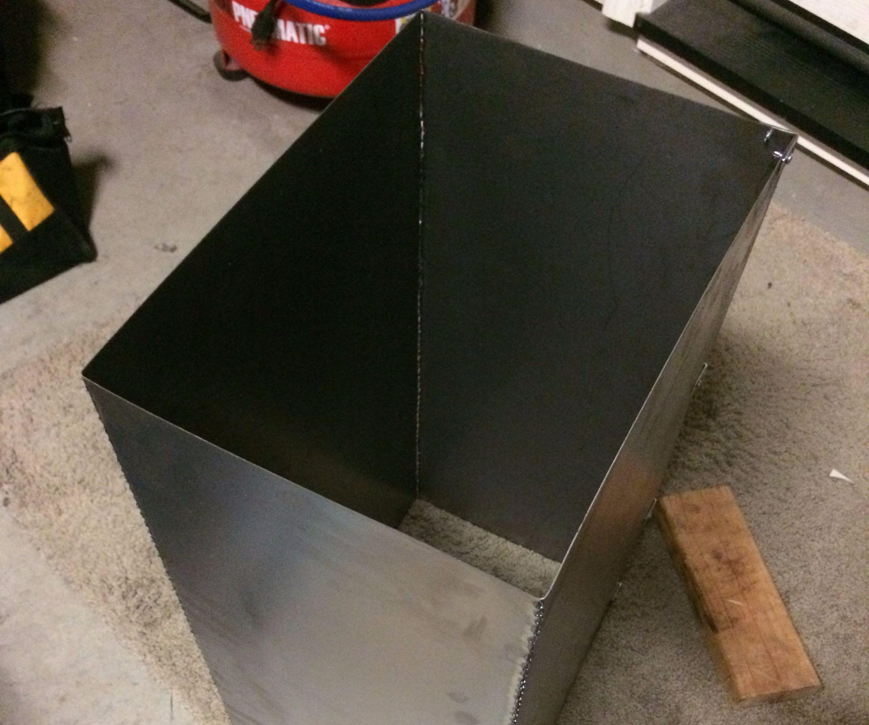 Folding Sheet Metal