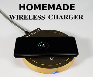 DIY - Wireless Charger