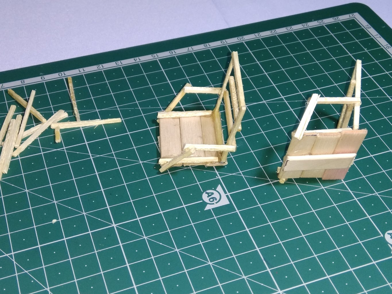 Making the Structure (2)