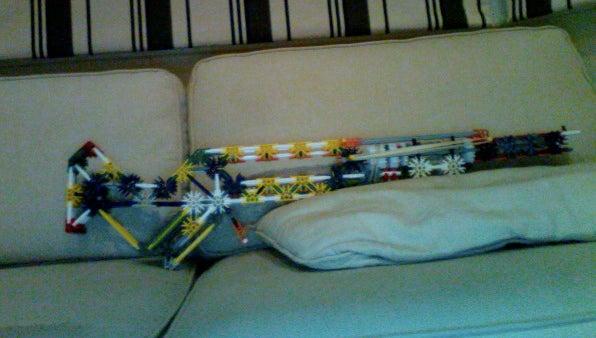 Knex Assault Rifle.