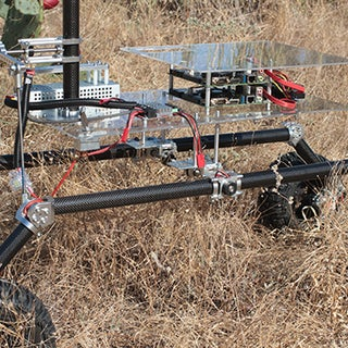 Metal Wheels for Cheap Robots