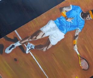 The King of Clay ( Rafael Nadal )