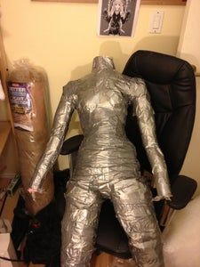 Prepare Body Double/Suit