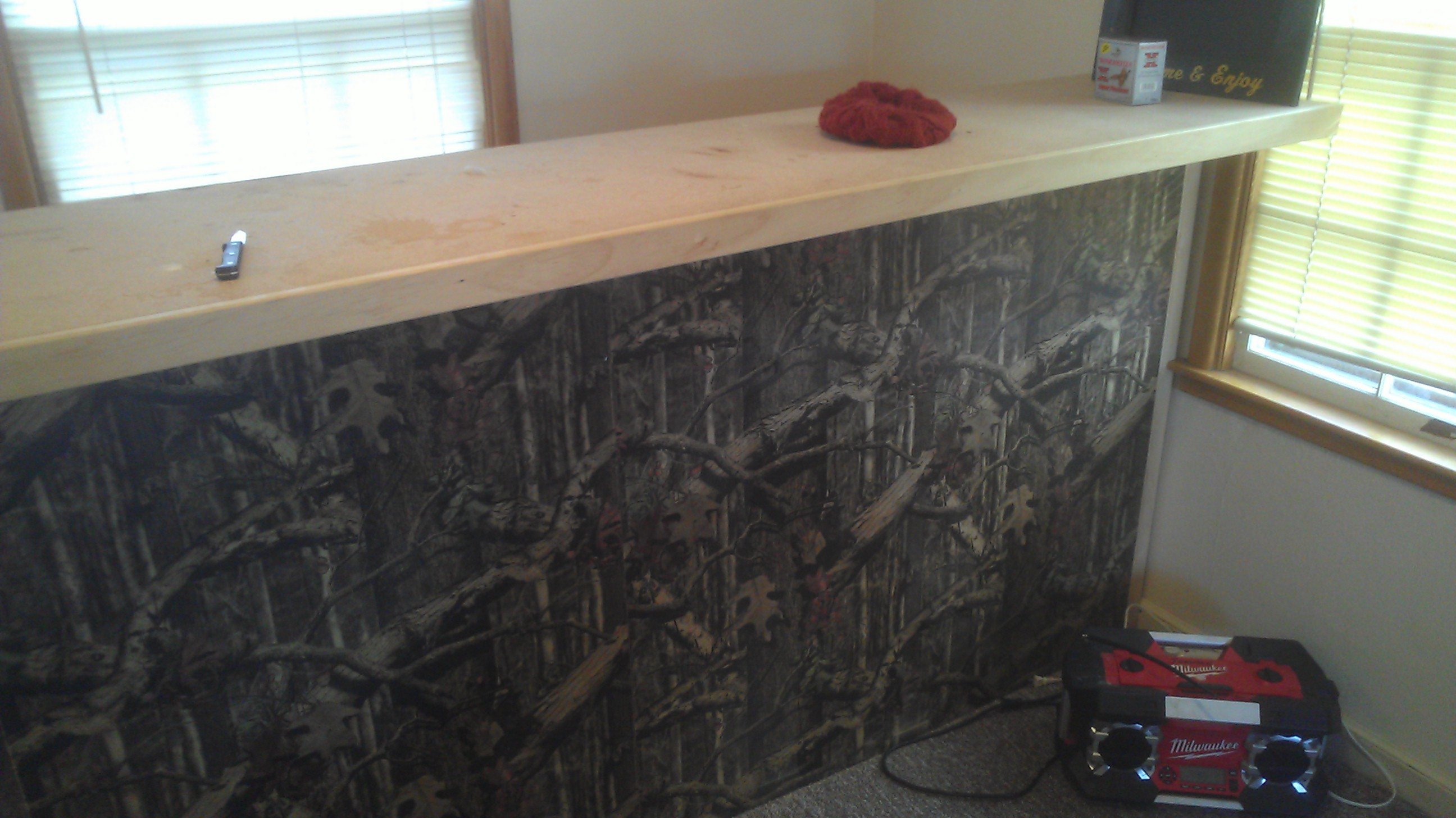 Picture of: Building A Basic Home Bar 10 Steps With Pictures Instructables