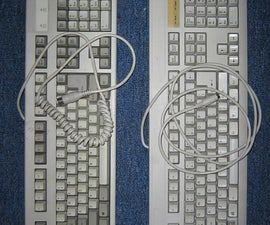 Breathe New Life Into an Older Din 5 Computer Keyboard