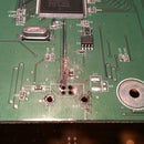 NI Maschine - Repair PCB track after dodgey USB port replacement
