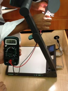 Test Your Solar Cell