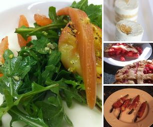 Foods for Spring