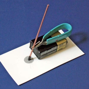 Make a Transparent Round Tip Stylus