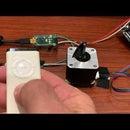 Arduino Remote Controlled Stepper Motors