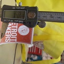 Make Portable Digital Height Gage. Made in TechShop Detroit.