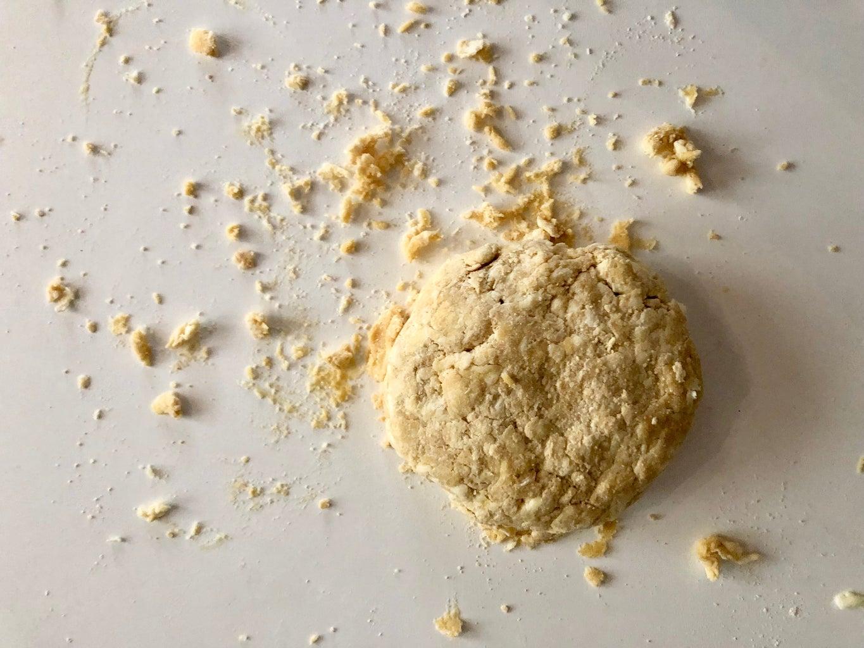 Make the Pie Dough.