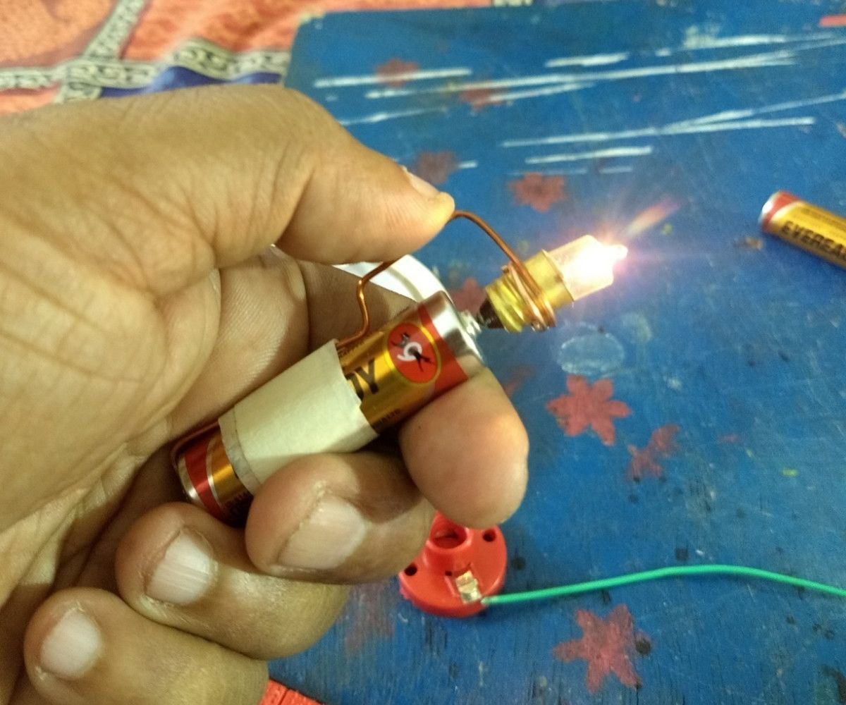 Bare Minimum Torch STEM Learning for Kids