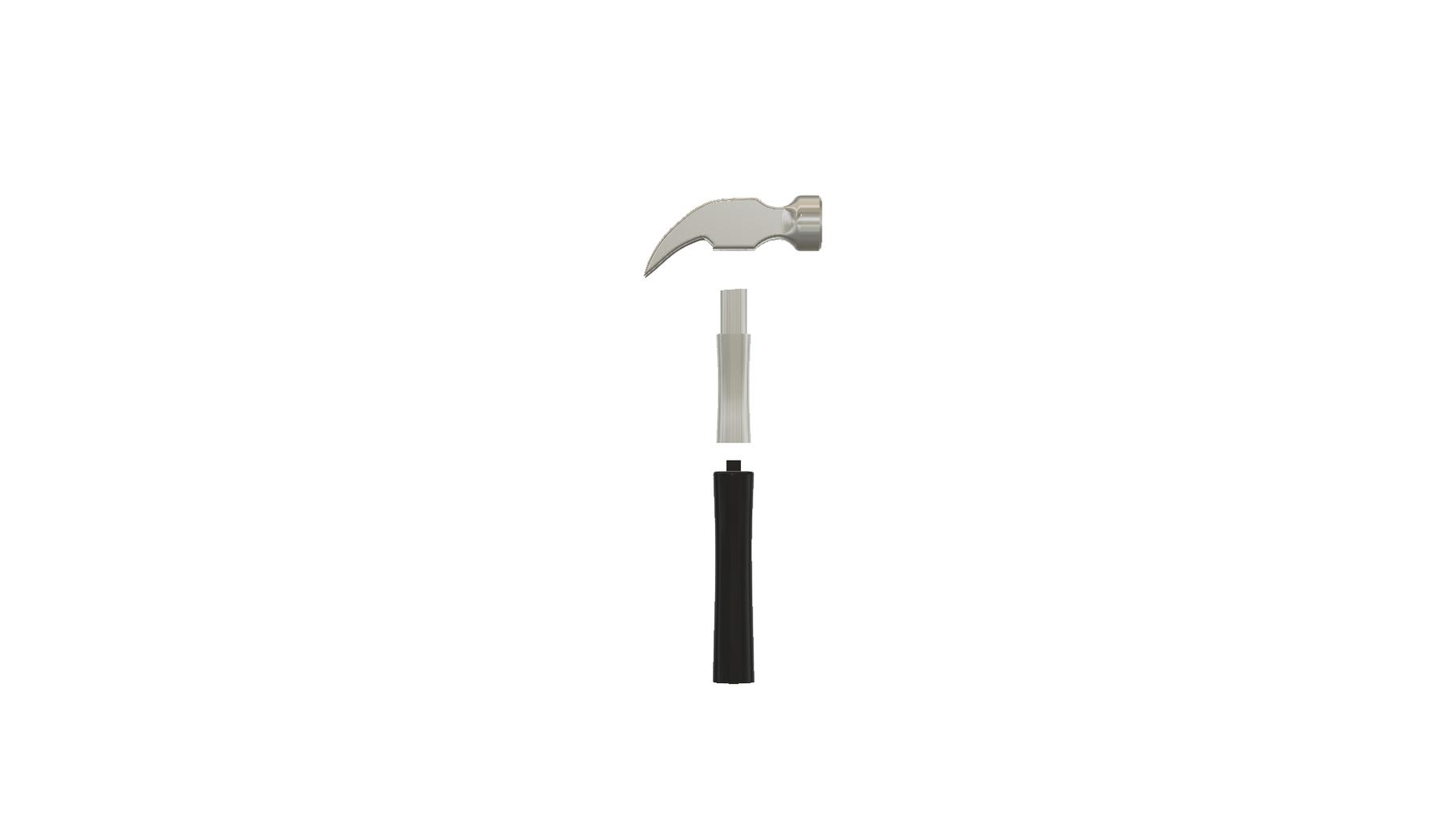Assemble the Hammer.