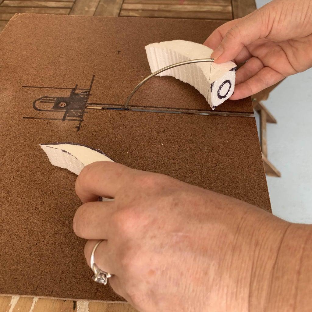 Create Base for Horns