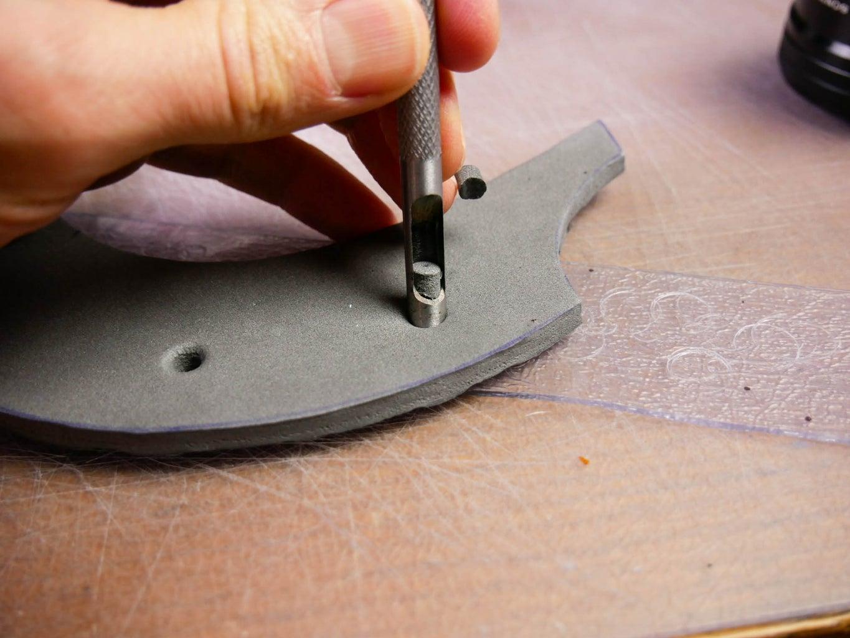 Cut Main Shoulder Pieces