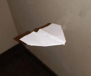 Super Flight-Distance Paper Plane