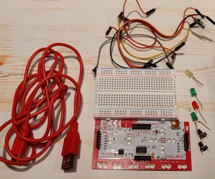 Makey Makey Circuit With Breadboard