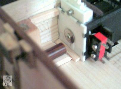 Camera Detent Mechanism