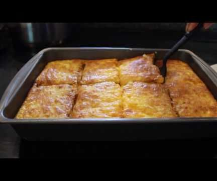 Easy Gluten Free Egg Strata: Cheap Enough for the Whole Family