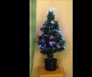 Fibreoptic Christmas Tree Upgrade