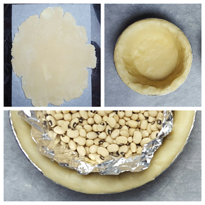 Prepare Crust